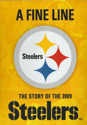 A Fine Line: The Story Of The 2009 Steelers