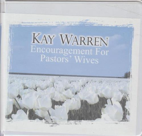 Encouragement For Pastors' Wives