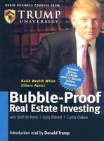 Bubble-Proof Real Estate Investing 4-Disc Set w/ Cards