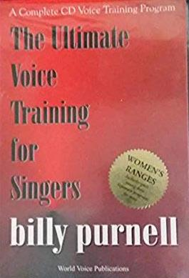 The Ultimate Voice Training For Singers Women's Ranges w/ Workbook