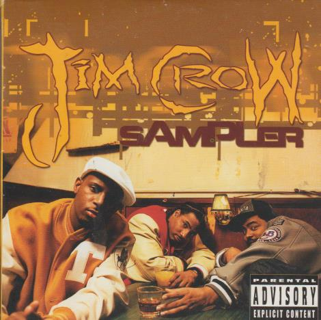 Jim Crow: Holla At A Playa Sampler Promo w/ Artwork