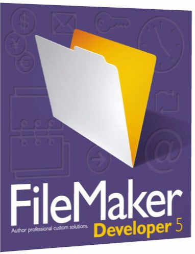 FileMaker 5.0 Developer