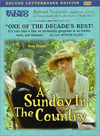 A Sunday In The Country Deluxe Letterboxed