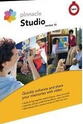 Pinnacle Studio 10 w/ Bonus Content DVD
