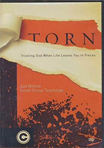 Torn: Trusting God When Life Leaves You In Pieces w/ Discussion Guide