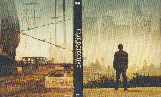 True Detective: The Complete Second Season 3-Disc Set