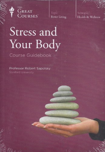 The Great Courses: Stress And Your Body 4-Disc Set