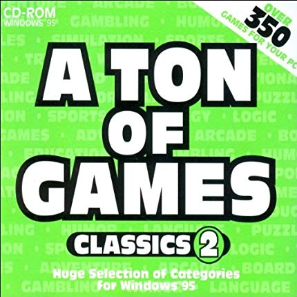A Ton Of Games: Classics 2