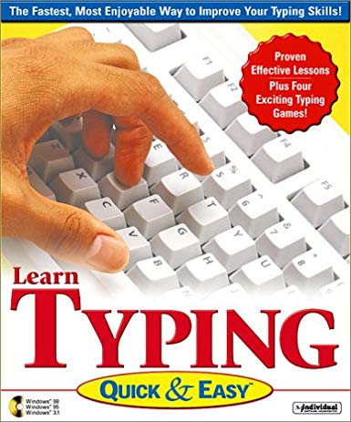 Learn Typing Quick & Easy 10
