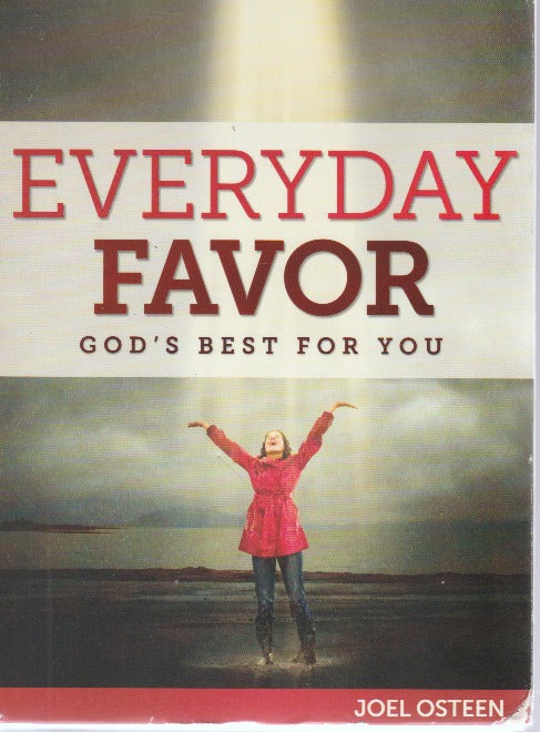Everyday Favor: God's Best For You 2 CDs & DVD