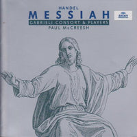 Messiah: Gabrieli Consort & Players w/ Artwork