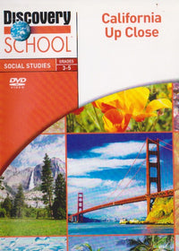 Discovery School: Social Studies: California Up Close