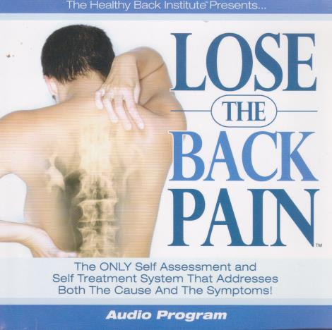 Lose The Back Pain 3 CD