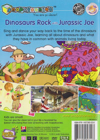 Snapatoonies: Dinosaurs Rock With Jurassic Joe