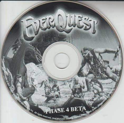 Everquest: Phase 4 Beta