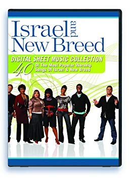 Israel & New Breed Digital Sheet Music Collection