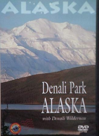 Denali Park Alaska With Denali Wilderness