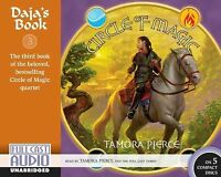 Circle Of Magic: Daja's Book No. 3 Unabridged