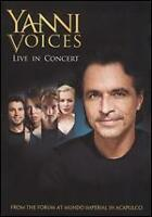 Yanni Voices: Live In Concert