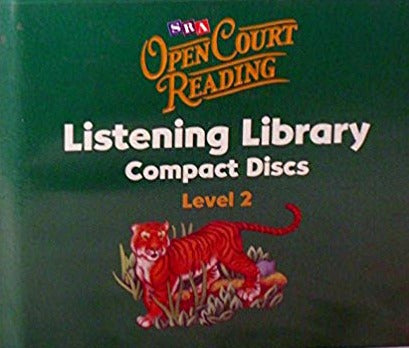 Open Court Reading: Listening Library Level 2