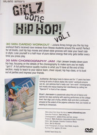Girlz Gone Hip Hop Cardio Workout