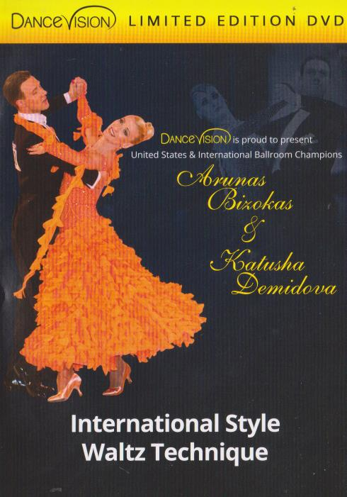Dance Vision: International Style Waltz Technique