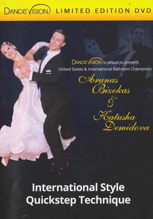 Dance Vision: International Style Quickstep Technique