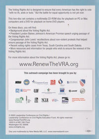 Protecting Voting Rights: Renew The VRA