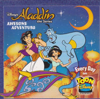 Disney's Aladdin: The Series Awesome Adventure