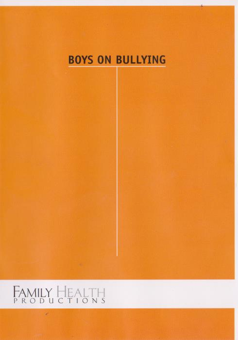 Boys On Bullying