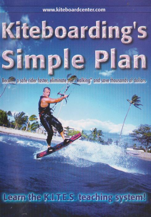 Kiteboarding's Simple Plan