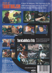 The Art Of Turntablism & Turntablists Trix