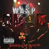 W.A.S.P.: Double Live Assassins 2-Disc Set w/ Artwork
