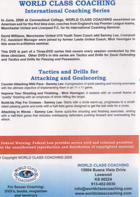 Tactics And Drills For Attacking And Goalscoring