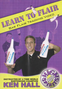 Learn To Flair: Bar Flair Training Video