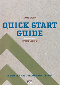 Small Group Quick Start Guide