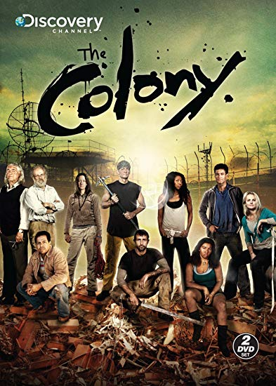 The Colony 2-Disc Set