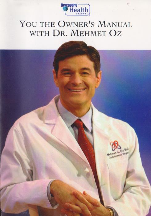 You The Owner's Manual With Dr. Mehmet Oz