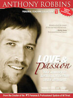 Anthony Robbins: Love & Passion: Your Journey To Lasting Connection & Fulfillment 2-Disc Set