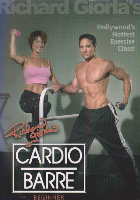 Richard Gloria's Cardio Barre: Beginner