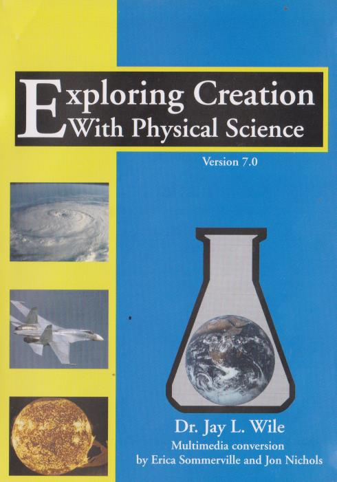 Exploring Creation With Physical Science 7.0 - NeverDieMedia