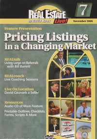 Real Estate Live: Pricing Listings In A Changing Market 7 - NeverDieMedia