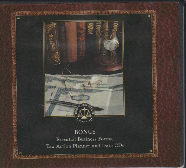 Bonus Essential Forms & Tax Action Planner & Data CDs: Wealth Library