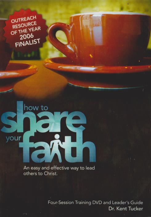 How To Share Your Faith - NeverDieMedia