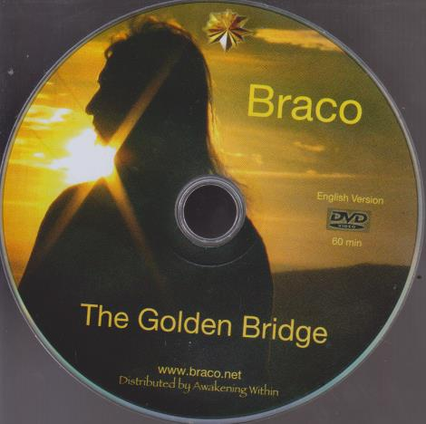 Braco: The Golden Bridge w/ No Artwork - NeverDieMedia