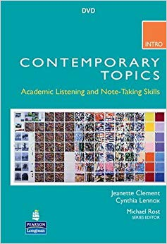 Contemporary Topics: Academic Listening & Note-Taking Skills Intro - NeverDieMedia