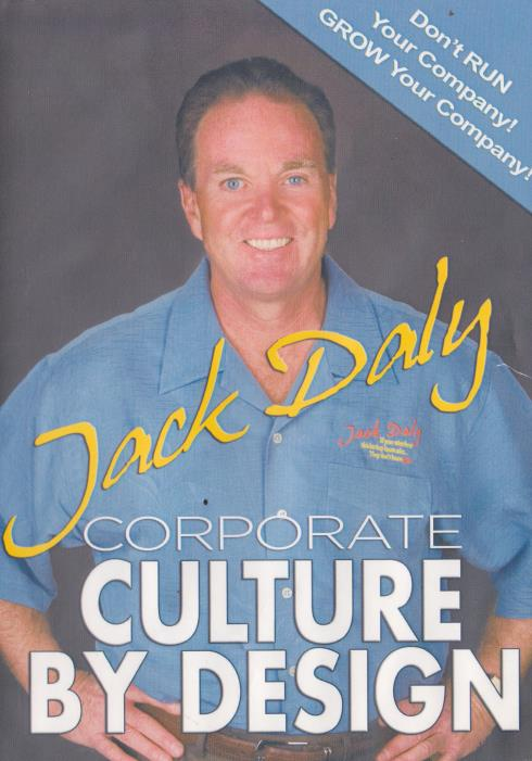 Jack Daly: Culture By Design