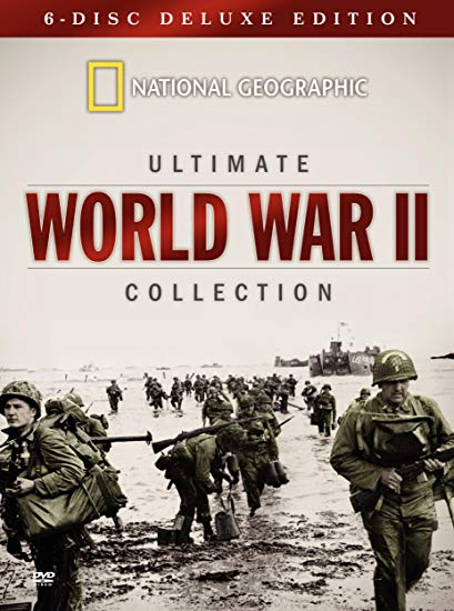 Ultimate World War II Collection Deluxe 6-Disc Set - NeverDieMedia