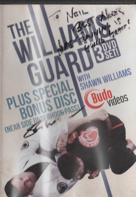 The Wiliams Guard With Shawn Williams 2-Disc Set