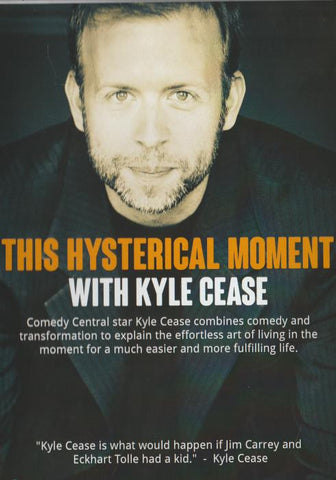 This Hysterical Moment With Kyle Cease